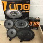 Quatro Uno Speakers
