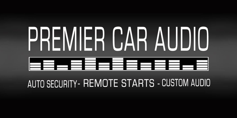 Premier Car Audio Logo